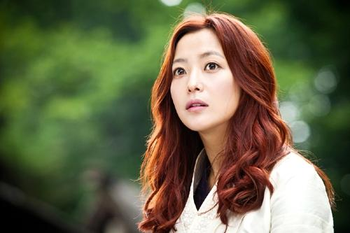 Kim Hee Sun in Faith Kim Hee Sun Picture
