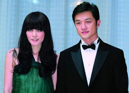 Li Ya Peng and wife Faye Wong Li Ya Peng Picture